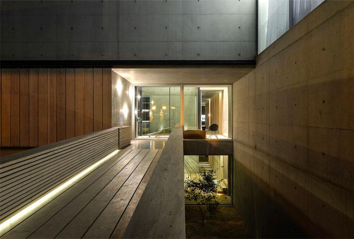villa wall house guedes cruz arquitectos 22