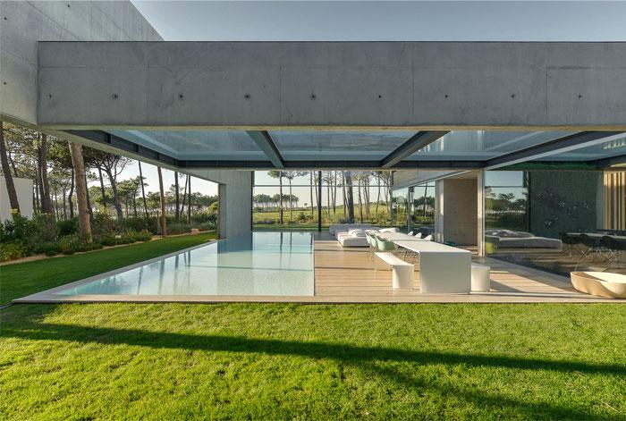 villa wall house guedes cruz arquitectos 4