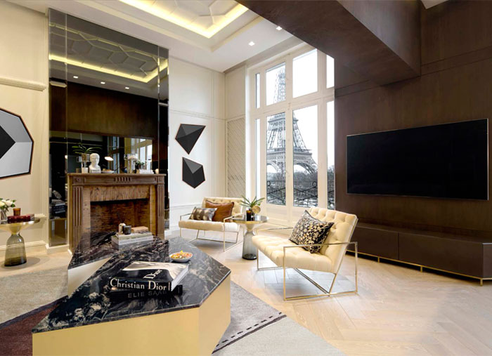 arrcc apartment paris 6