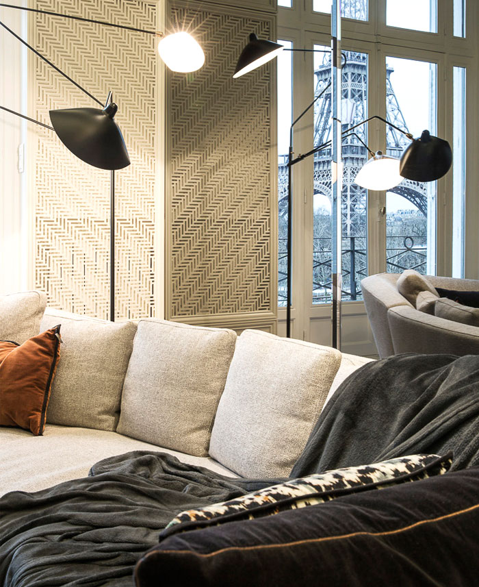 arrcc apartment paris 8