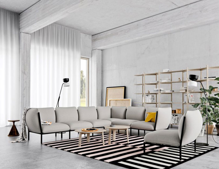 hem new furniture flatpack sofa 2