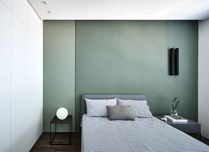 jungle decor modern apartment 12