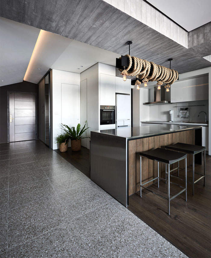Jungle Inspired Urban Decor For Modern Apartment Interiorzine