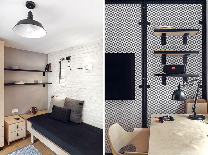 p b studio apartament gj 9