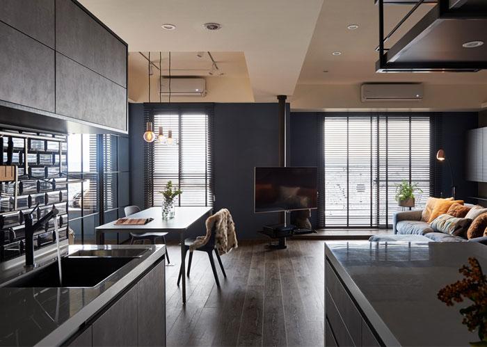 parti design studio apartment 12