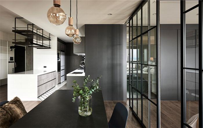 parti design studio apartment 13