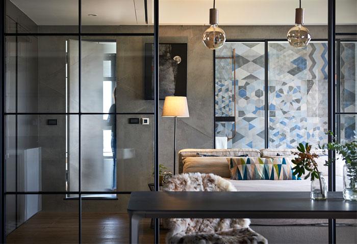 parti design studio apartment 17