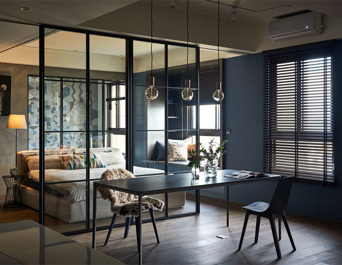 parti design studio apartment 18