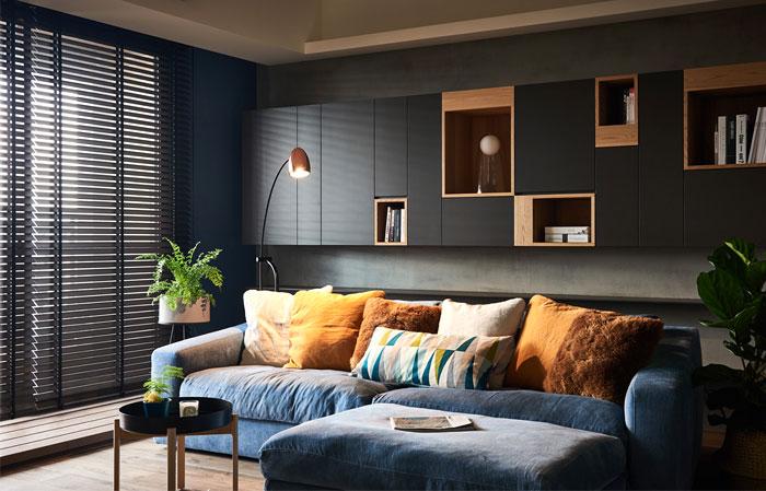 parti design studio apartment 19