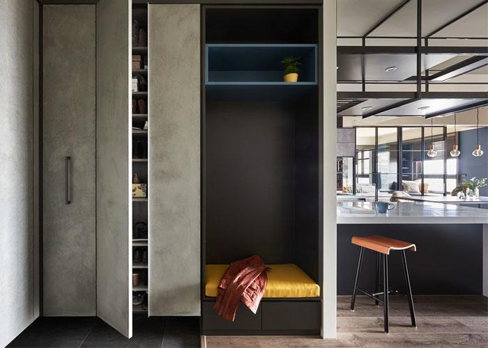 parti design studio apartment 21