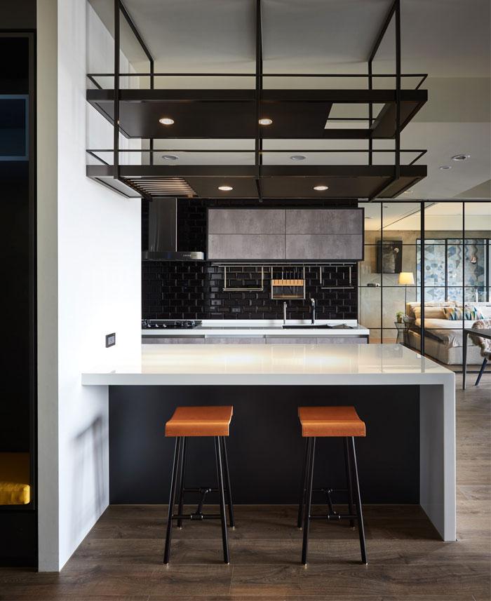 parti design studio apartment 22