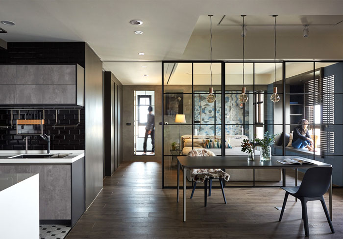 parti design studio apartment 4