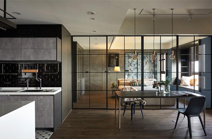 parti design studio apartment 7