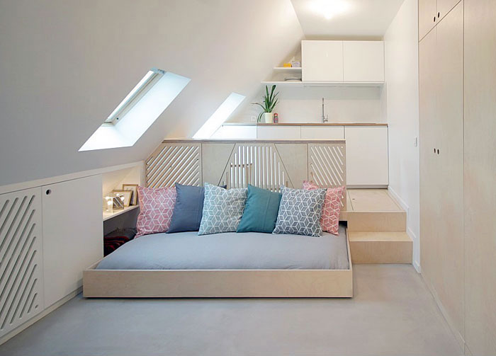 pull out hideaway bed kitchen