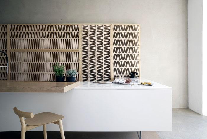 restaurant terracotta bricks mutina 1