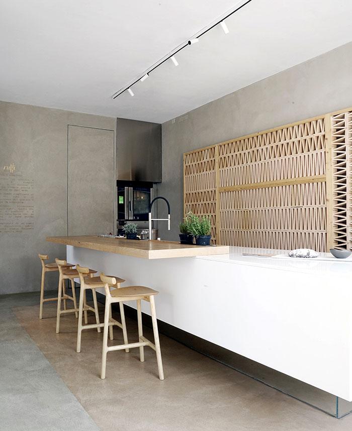 restaurant terracotta bricks mutina 6