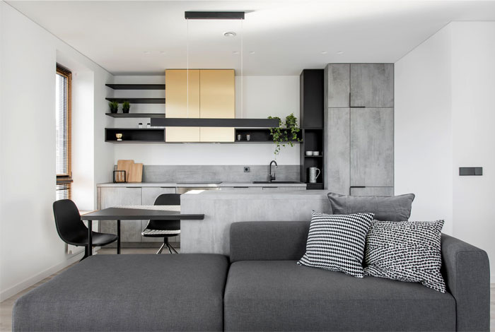 apartment Me2 architects 5