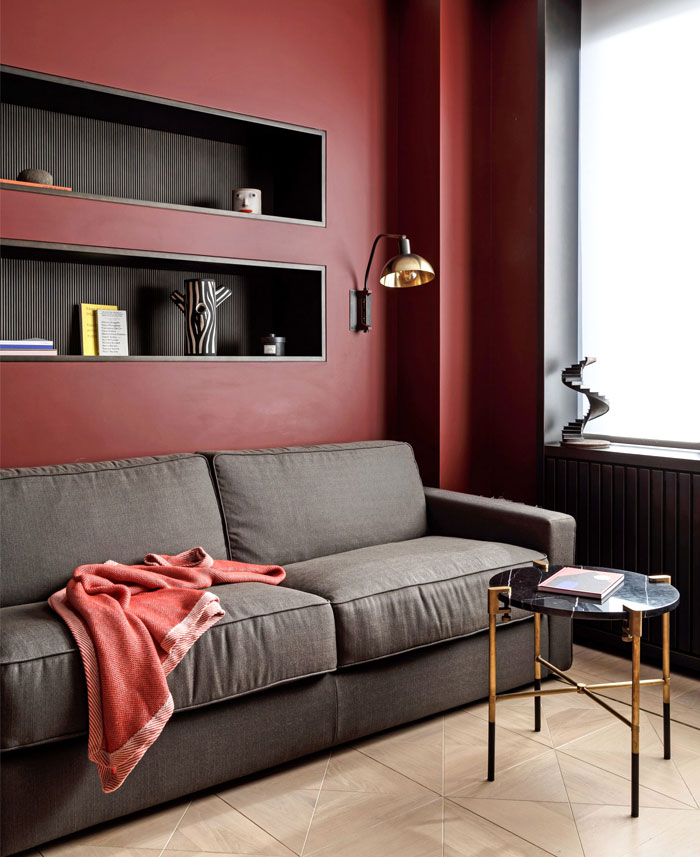 archetype edesign moscow flat 1