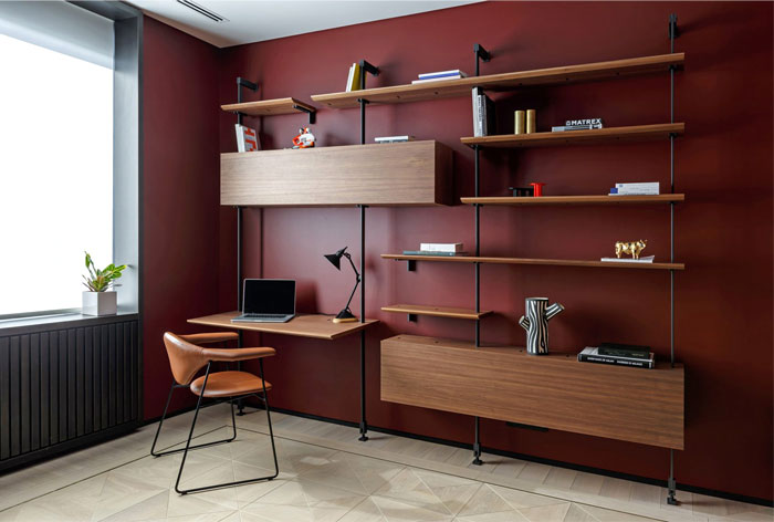 archetype edesign moscow flat 4