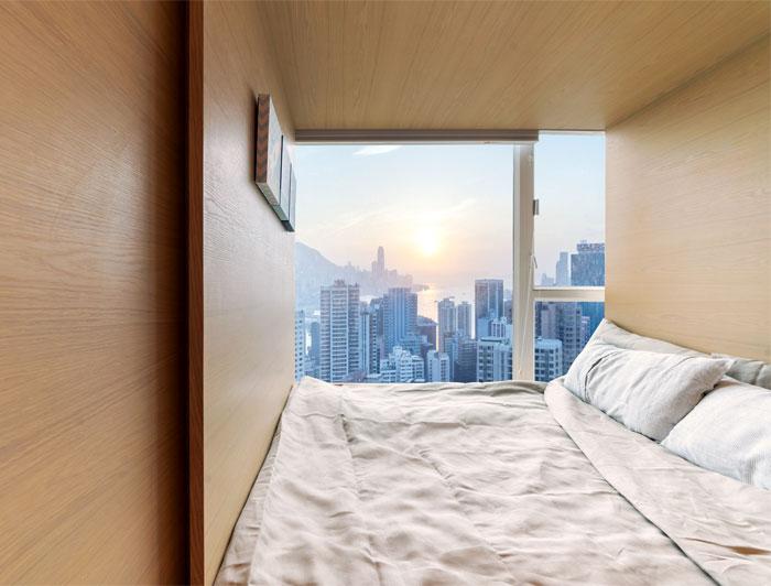 arctitudesign modern apartment hong kong 1