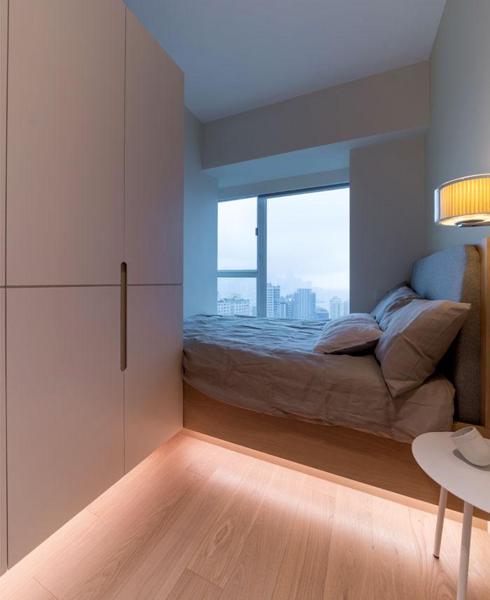 arctitudesign modern apartment hong kong 15