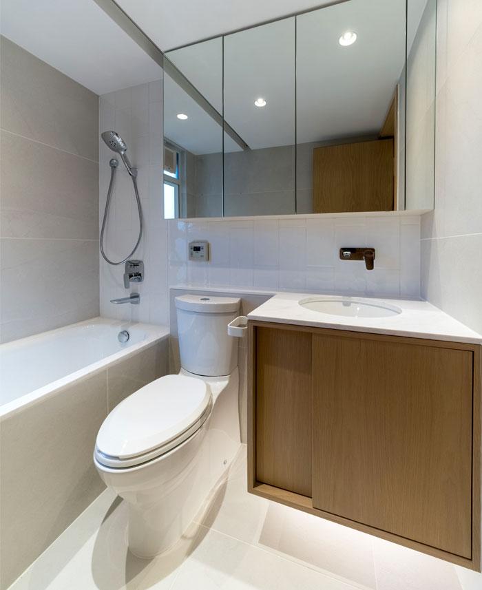 arctitudesign modern apartment hong kong 17