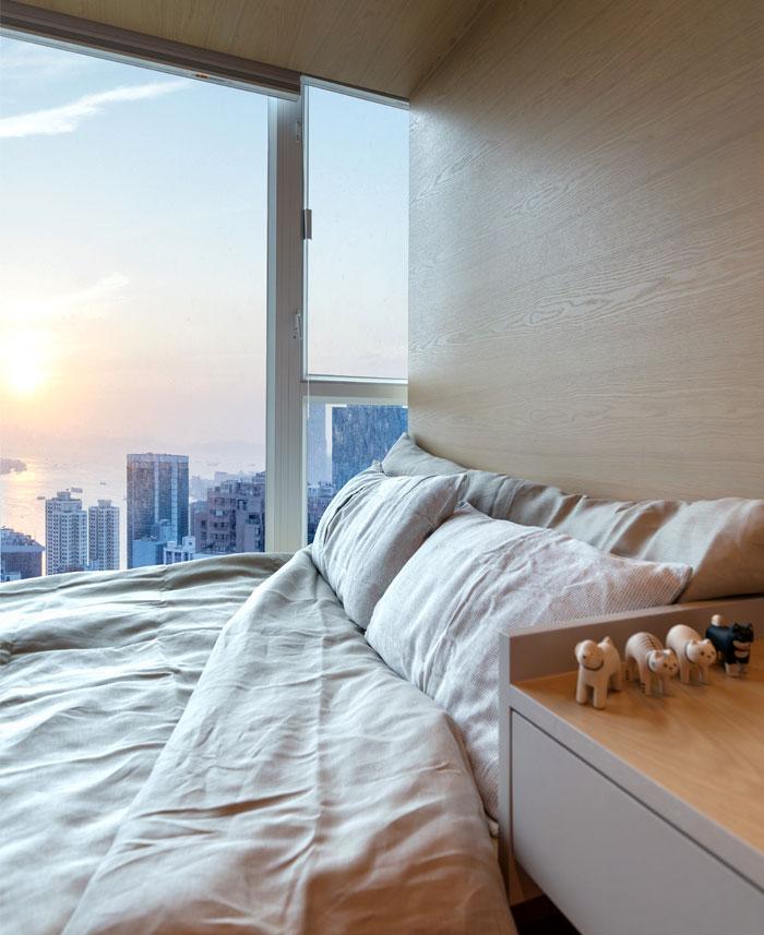 arctitudesign modern apartment hong kong 18