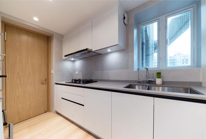 arctitudesign modern apartment hong kong 19