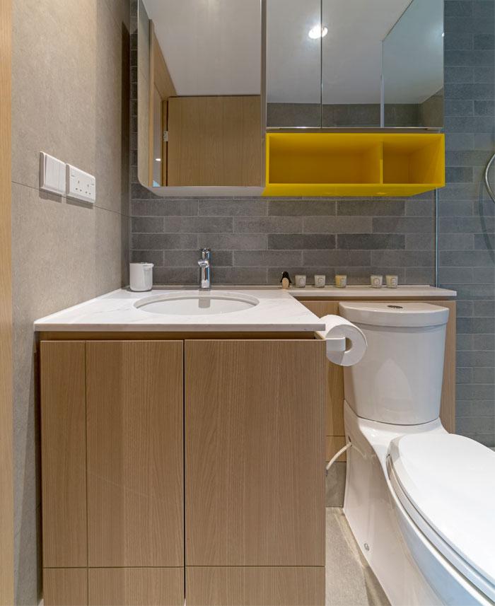 arctitudesign modern apartment hong kong 2