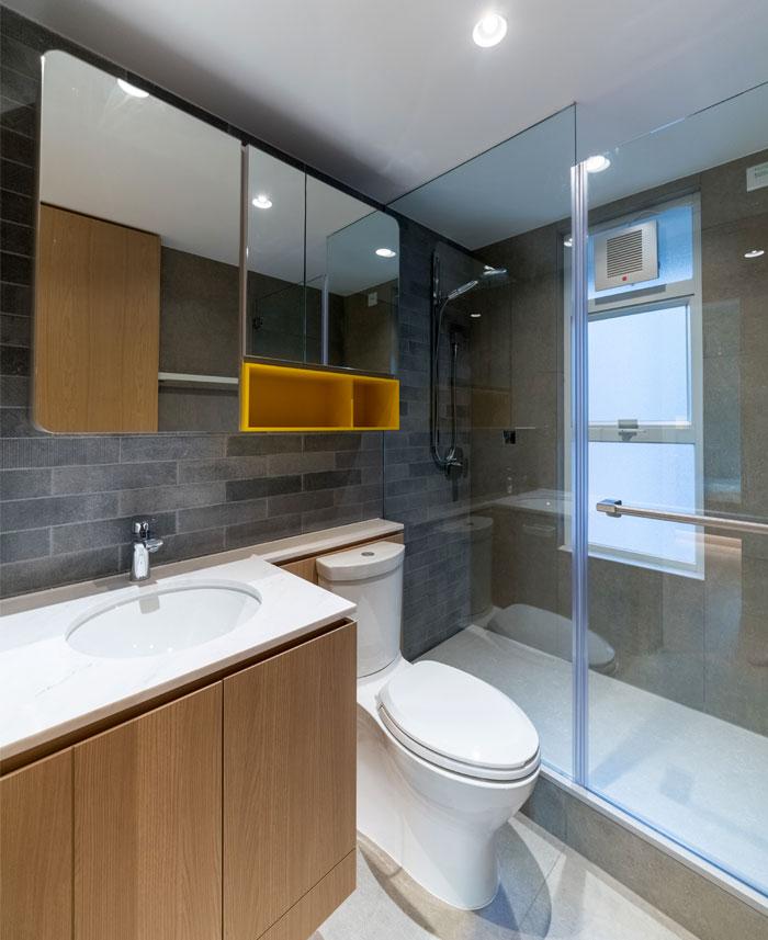 arctitudesign modern apartment hong kong 4