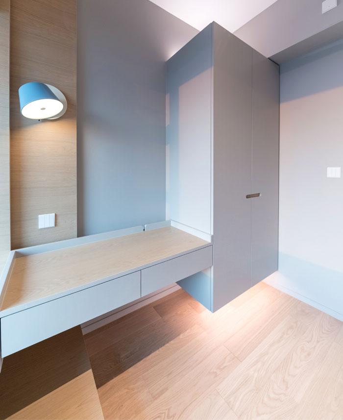 arctitudesign modern apartment hong kong 5