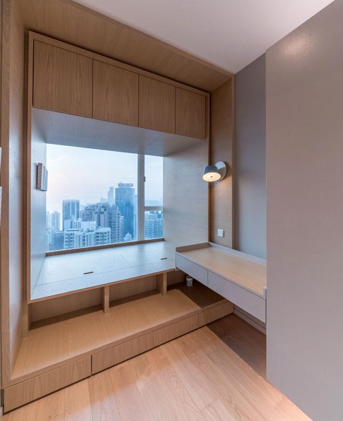 arctitudesign modern apartment hong kong 6