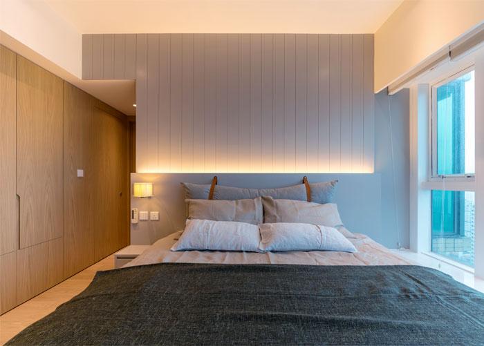 arctitudesign modern apartment hong kong 9