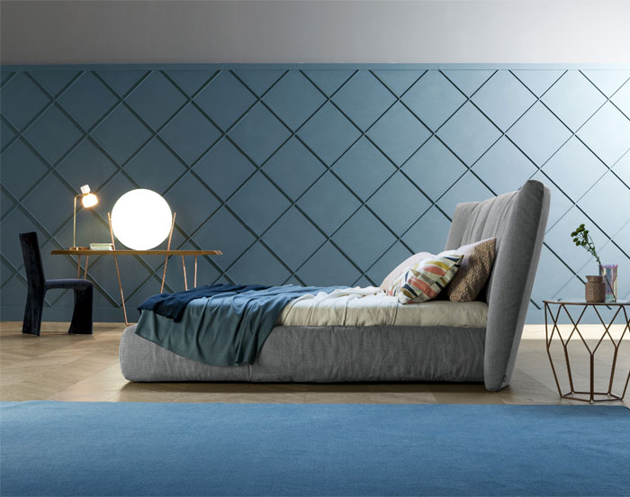 bonaldo new double bed 1
