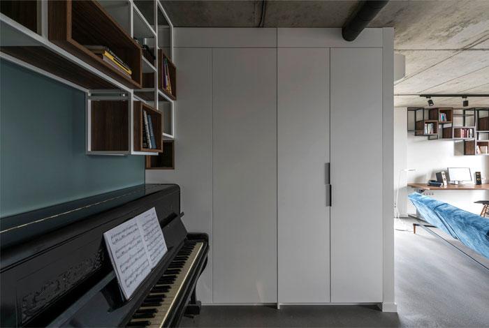 limited living space dizu 6