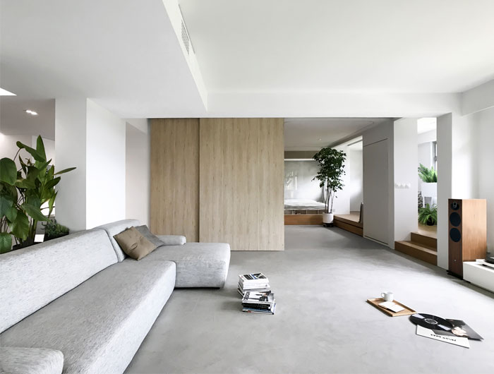 nitton architects apartment singapore 2