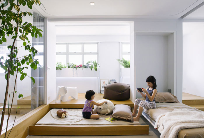 nitton architects apartment singapore 7