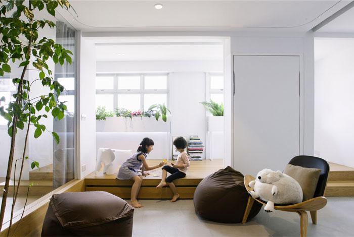 nitton architects apartment singapore 8