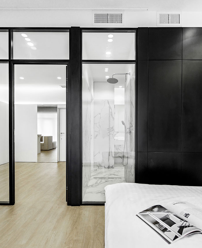 one bedroom apartment m3 architects 13