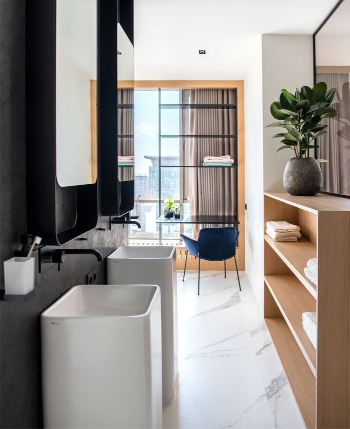 river stone apartment zooi studio 5