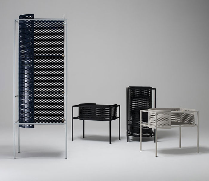 techne furniture collaboration grazia and co 4
