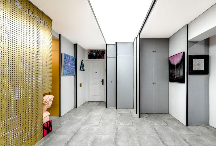 art studio space topos design 16