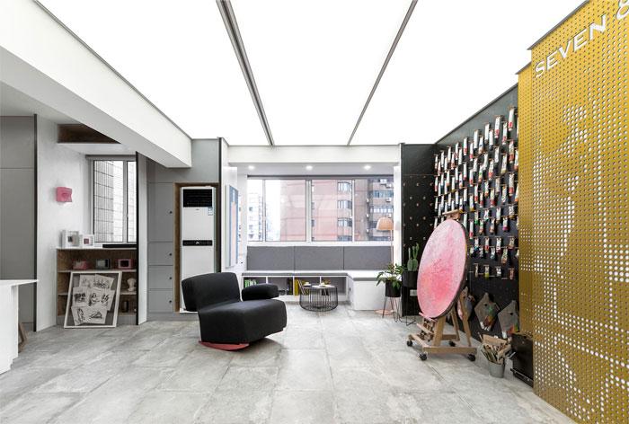 art studio space topos design 4