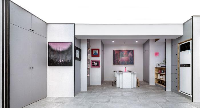 art studio space topos design 5