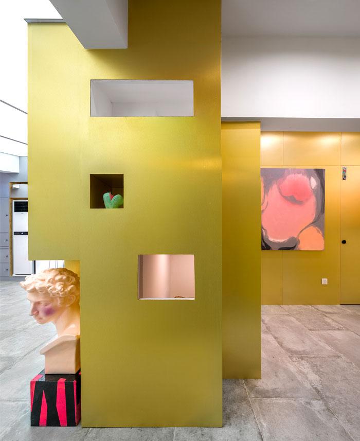 art studio space topos design 9
