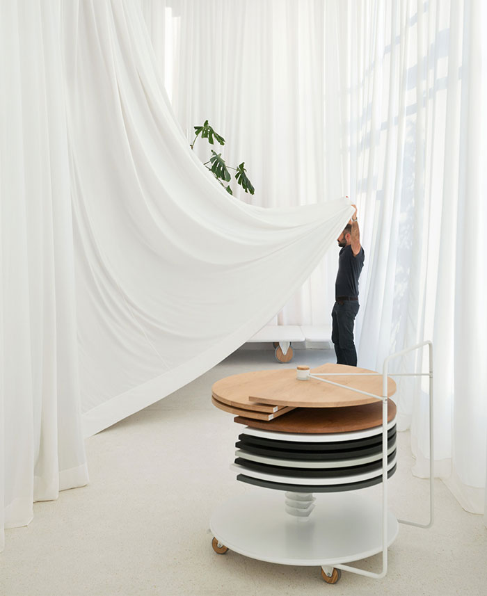 furniture showroom autori architects 1