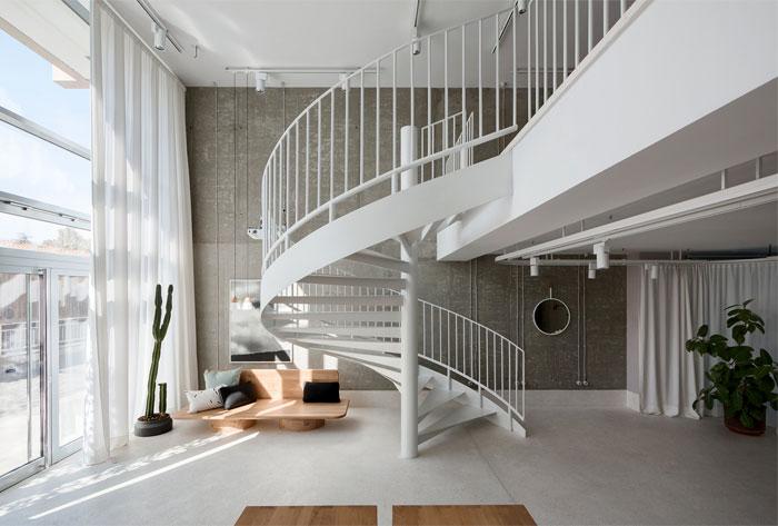 furniture showroom autori architects 21
