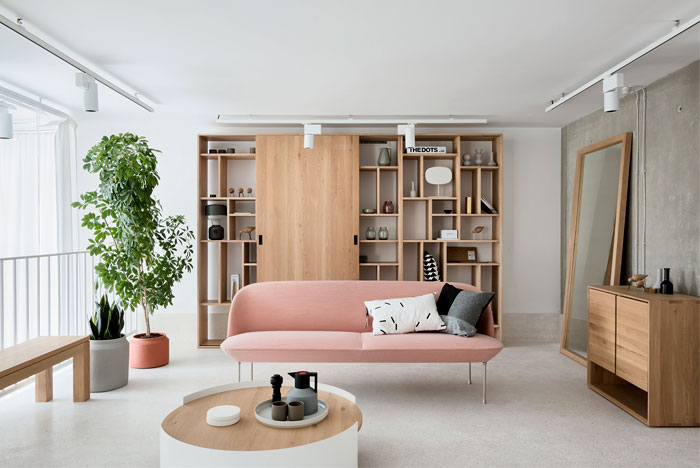 furniture showroom autori architects 8