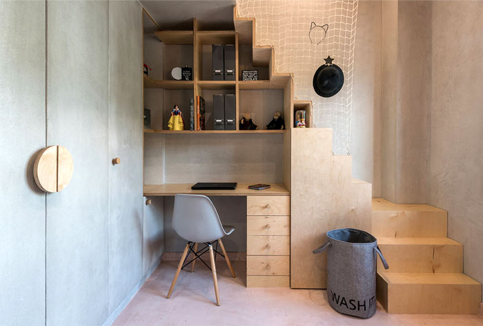 apartment panorama normless architecture studio 1