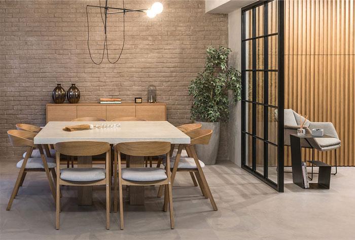 apartment panorama normless architecture studio 12